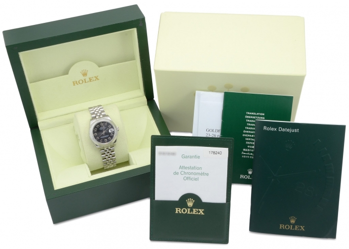 Rolex Lady-Datejust 178240 (box & papers)