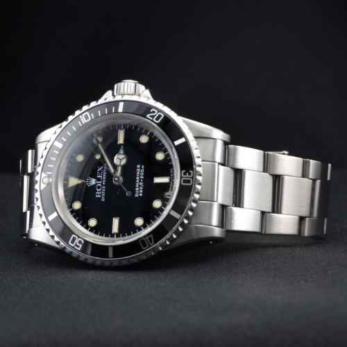 Rolex Submariner No Date 5513 Vintage