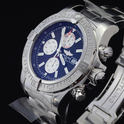 Breitling Super Avenger II A13371111B1A1 with Stickers 2019