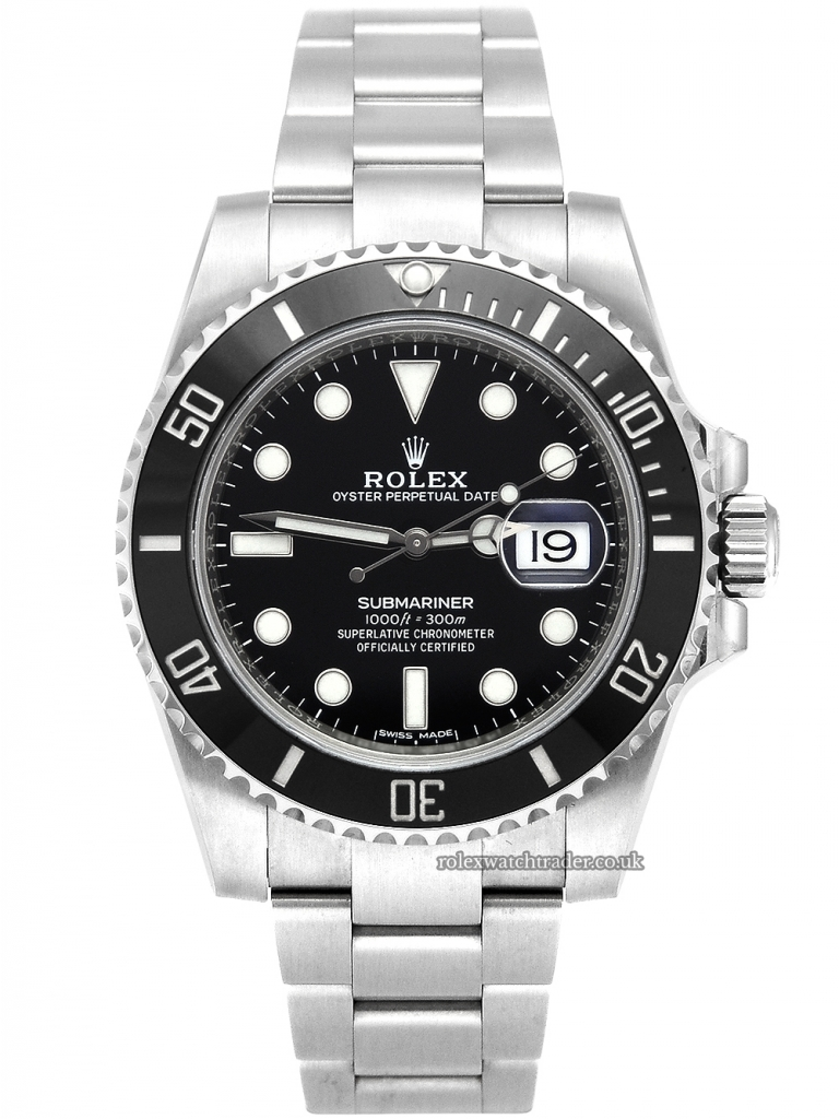 Rolex Submariner Date 116610LN 2019 Box & Papers