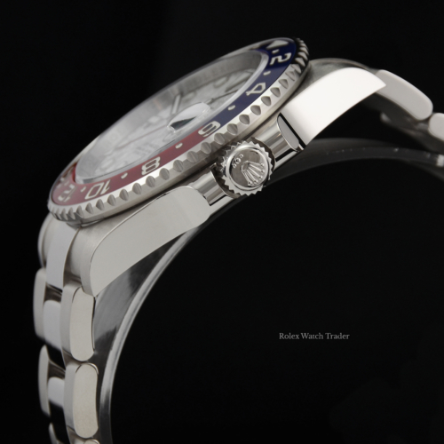 Rolex GMT-Master II 126719BLRO Meteorite Dial 2019