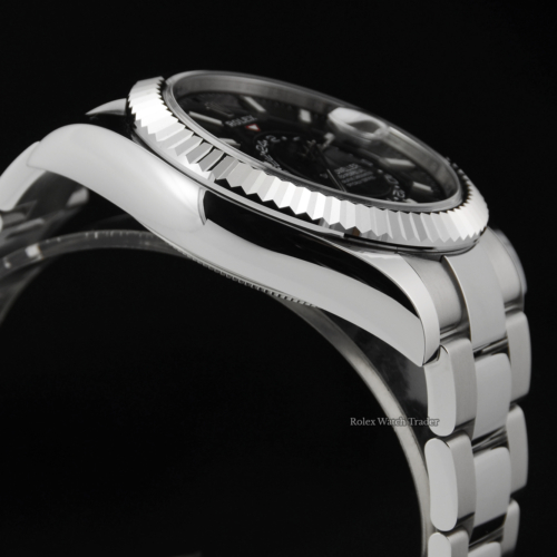 Rolex Sky-Dweller 326934 Black Dial Late 2019