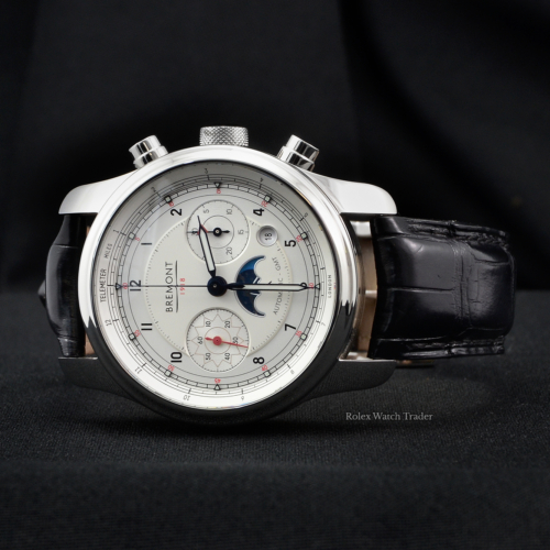 Bremont 1918 Stainless Steel Limited Edition 260/275 Extra Strap
