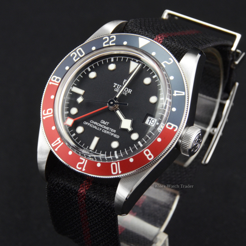 "Tudor Black Bay GMT 79830RB ""Pepsi"" 2018 Unworn"