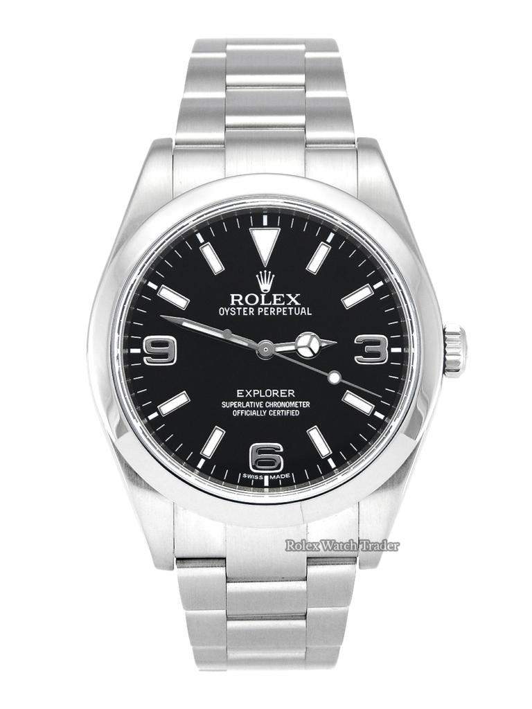 Rolex Explorer I 214270 MK1 Dial