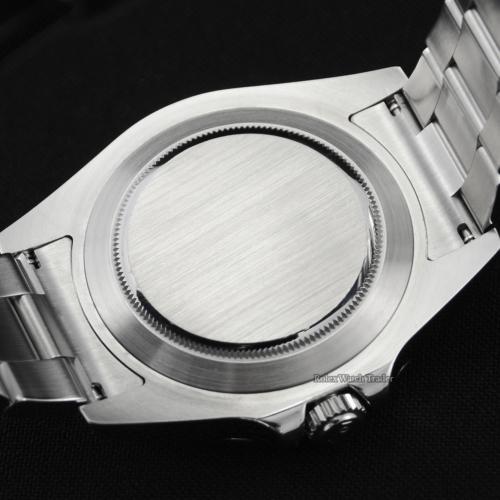 Rolex Explorer II 216570 White Dial SERVICED BY ROLEX
