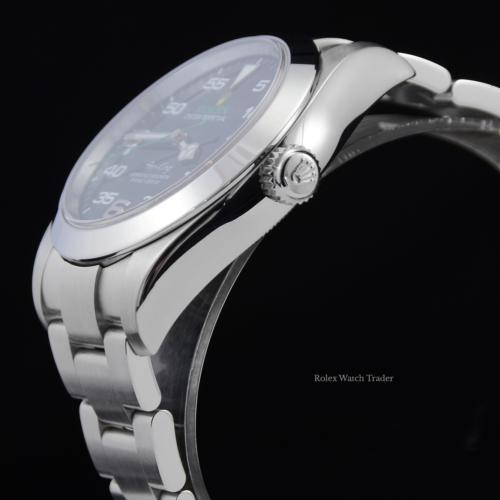 Rolex Air King 116900 40mm Black Dial