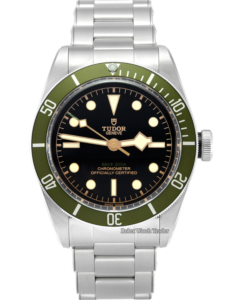 Tudor Black Bay 79230G Harrods 2020 Unworn Special Edition