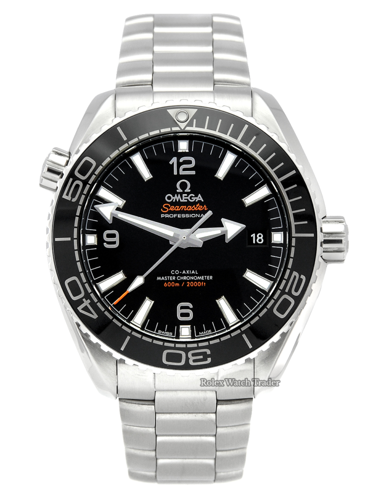 Omega Seamaster Planet Ocean 600m 43.5mm 215.30.44.21.01.001