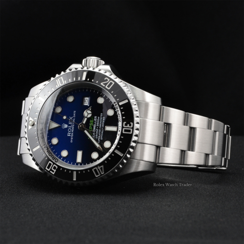 Rolex Sea-Dweller Deepsea 116660 James Cameron D-Blue 2015