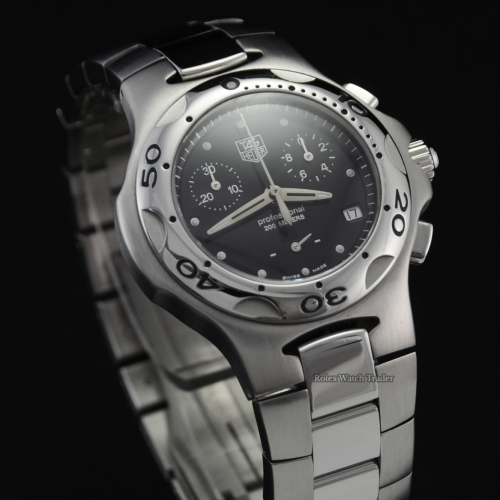 TAG Heuer Kirium CL1212 34mm Black Dial Watch Second Hand Buy Today