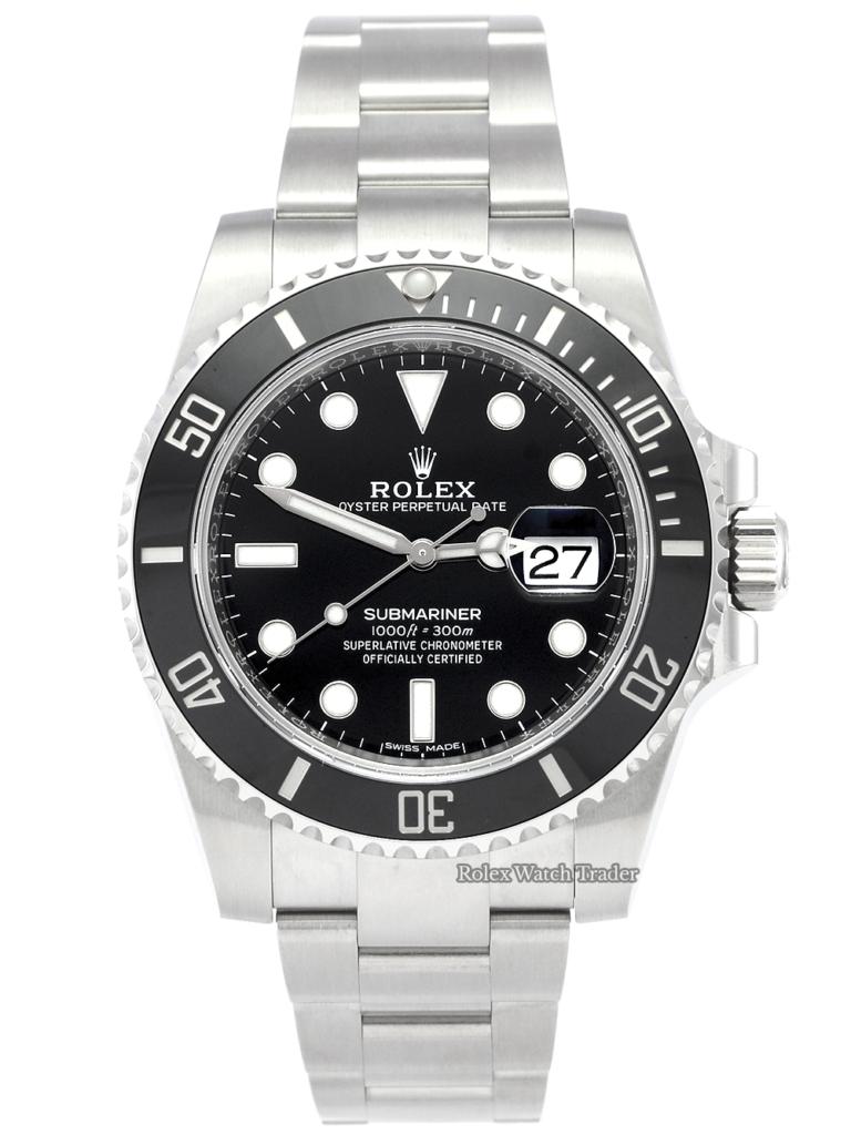Rolex Submariner Date 116610LN UK 2020 Stickers Unworn For Sale 2020 Brand New Unworn UK