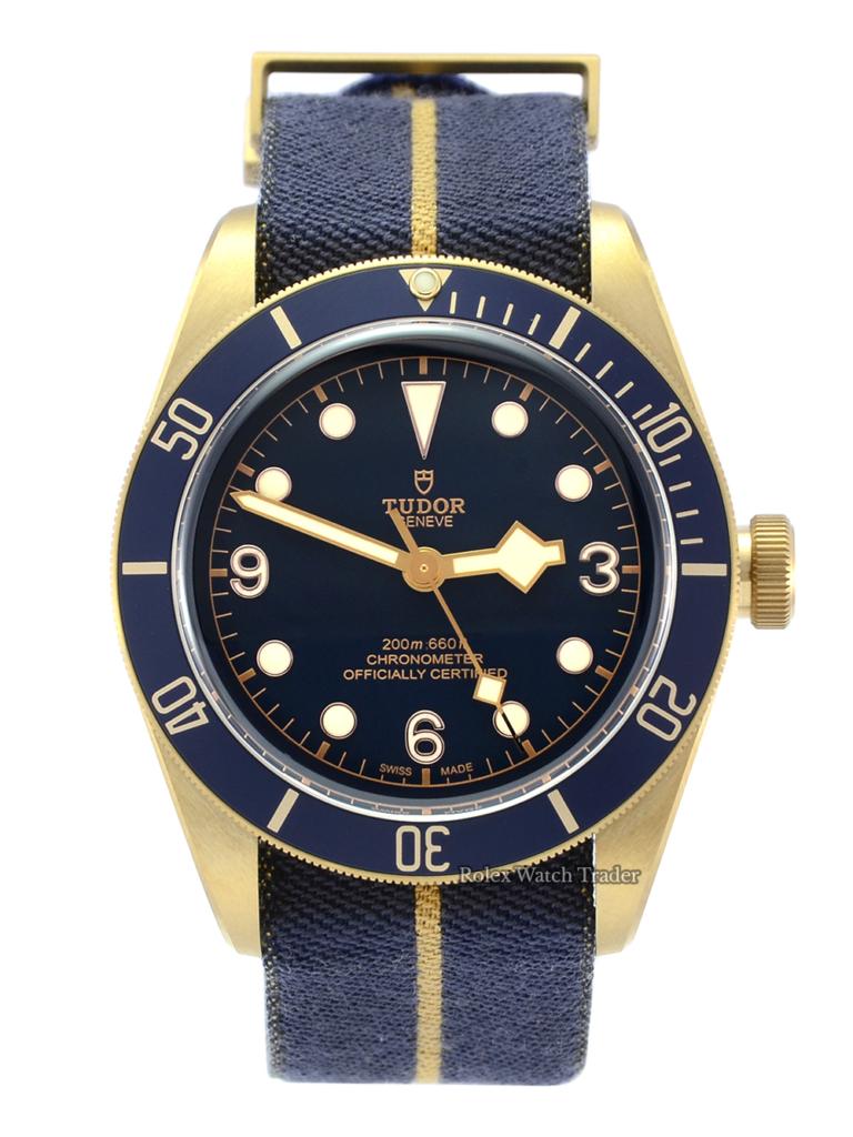 Tudor Heritage Black Bay 79250BB Bucherer Blue 2020 For Sale Brand New UK Order Online
