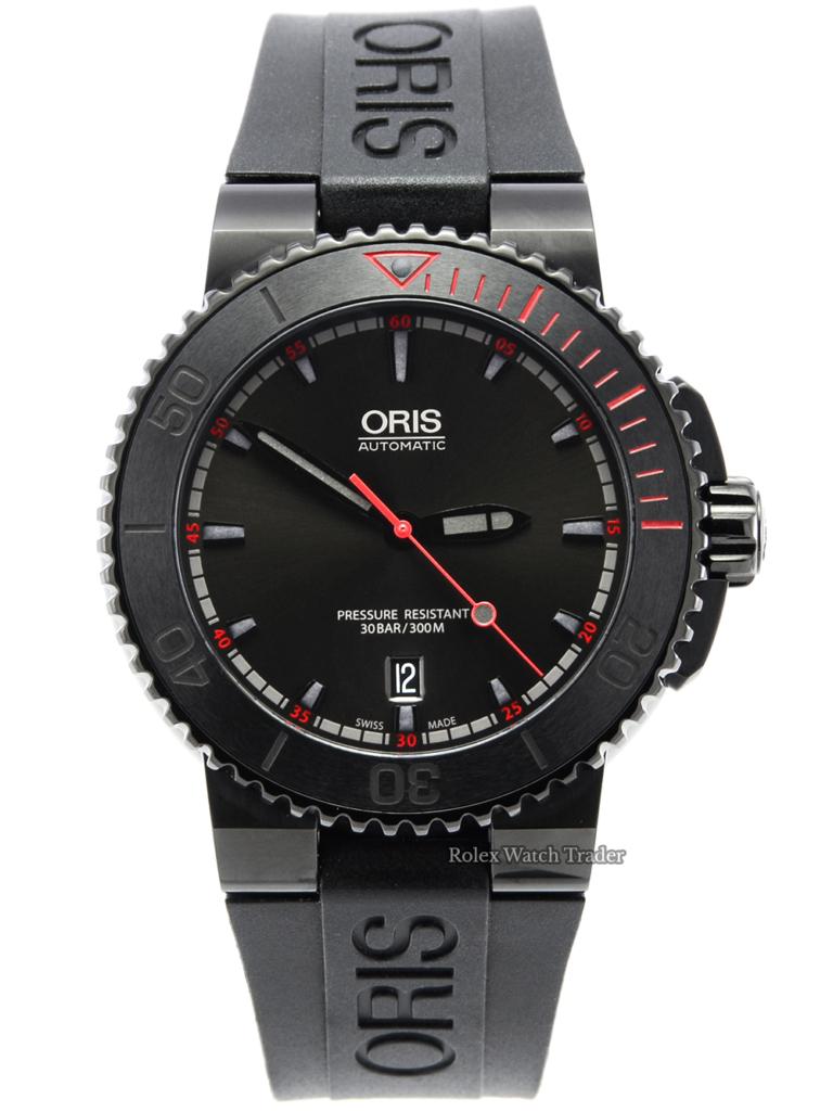 Oris El Hierro Limited Edition Unworn 01 733 7653 4783 Brand New For Sale Box & Papers Rare Unique Men's Watch
