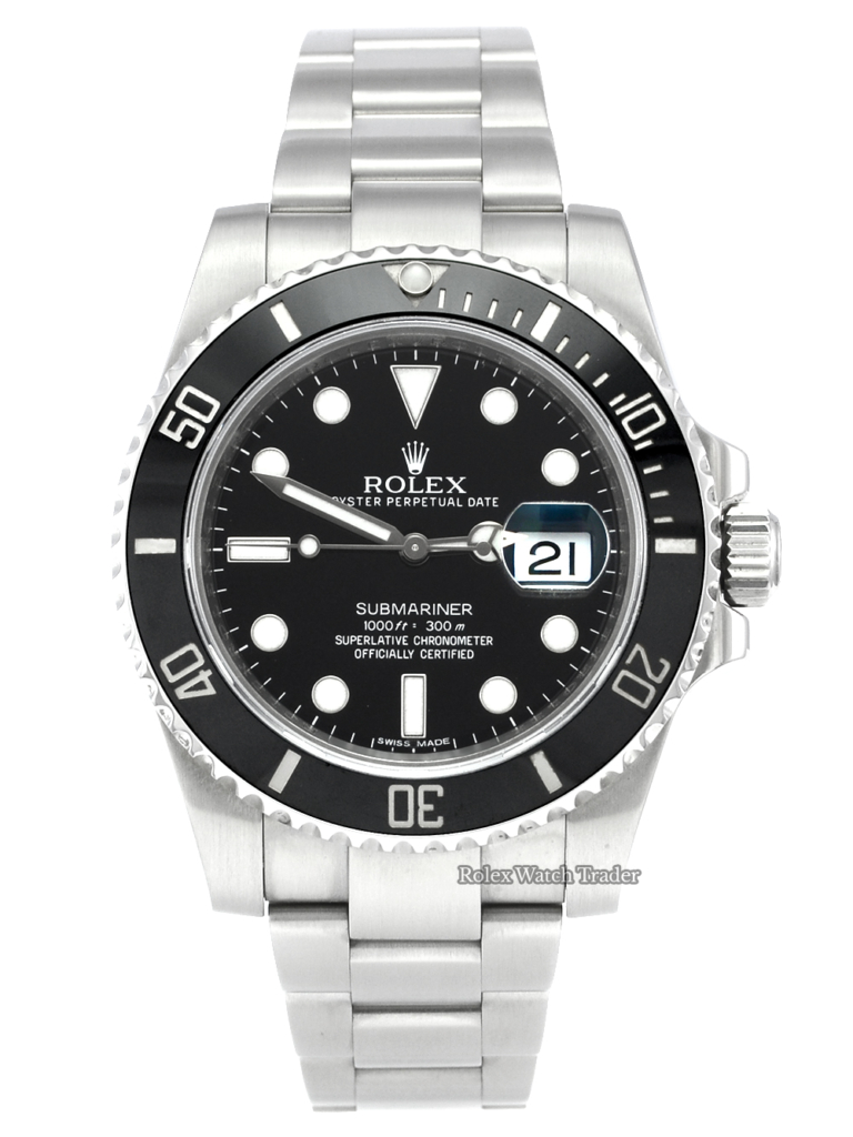 Rolex Submariner Date 116610LN UK Full Set 2012 For Sale Pre-Owned Used Second Hand Available Today Free Next Day Delivery UK