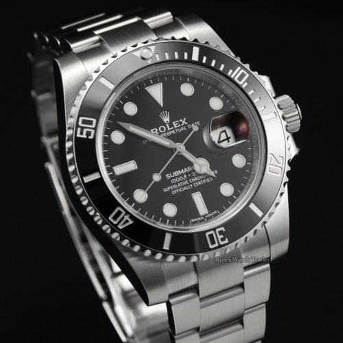 Rolex Submariner Date 116610LN UK July 2020 Unworn Brand New For Sale Available to Purchase