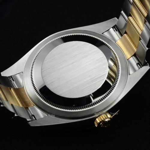 Rolex Sky-Dweller 326933 Bi-Metal Black Dial 2017 For Sale Pre-Owned Used Second Hand Men's Watch Wristwatch