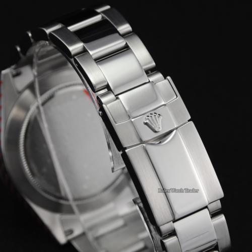Rolex Daytona 116520 SERVICED BY ROLEX Unworn Stainless Steel White Dial