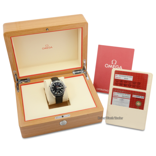 Omega Seamaster Planet Ocean 42mm 232.32.42.21.01.003 Pre-Owned Second Hand For Sale
