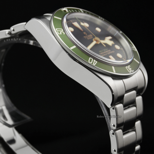 Tudor Black Bay 79230G Harrods NEW CARD August 2020 Unworn Special Edition