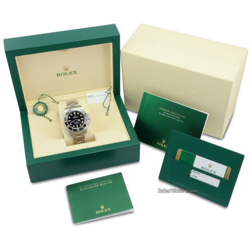Rolex Submariner No Date 114060 Unworn June 2020 UK Brand New Full 5 Year Warranty Men's Watch No Date Black Sub For Sale Available to Purchase in Manchester North West England UK