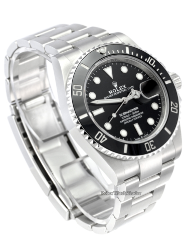 Rolex Submariner Date 126610LN UK 2020 Unworn Brand New Latest Release 41mm Sub For Sale Available Today Manchester North West UK