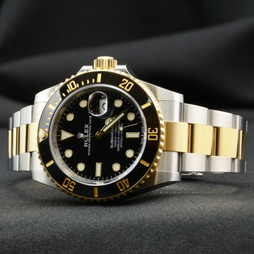 Rolex Submariner Date 126613LN Bi-Metal Black Dial 41mm Unworn UK 2020 with Receipt Brand New For Sale Available Purchase Buy Online with Part Exchange or Direct Sale Manchester North West England UK Great Britain Buy Today Free Next Day Delivery Warranty