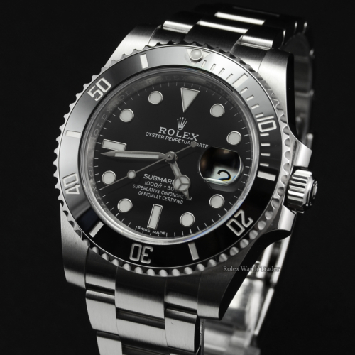 Rolex Submariner Date 116610LN Stickers UK 2019 Pre-Owned Used Second Hand For Sale Available Purchase Buy Online with Part Exchange or Direct Sale Manchester North West England UK Great Britain Buy Today Free Next Day Delivery Warranty Luxury Watch Watches