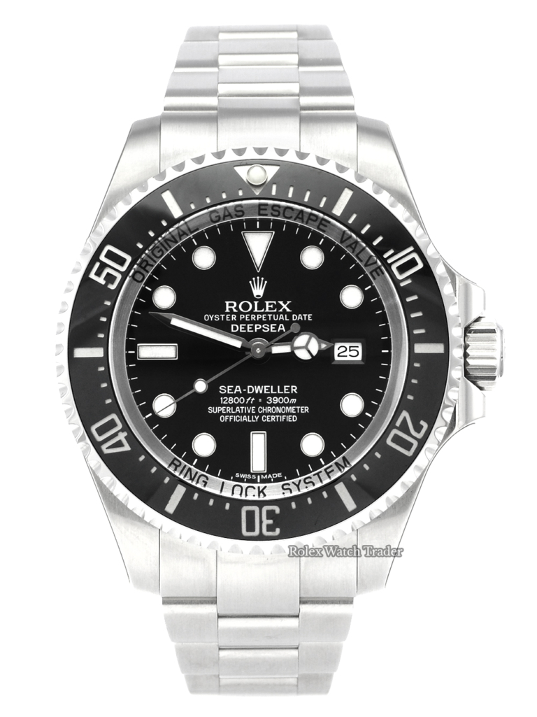 Rolex Sea-Dweller Deepsea 116660 Unworn with Stickers 44mm Diver's Brand New Unworn For Sale Available Purchase Buy Online with Part Exchange or Direct Sale Manchester North West England UK Great Britain Buy Today Free Next Day Delivery Warranty Luxury Watch Watches