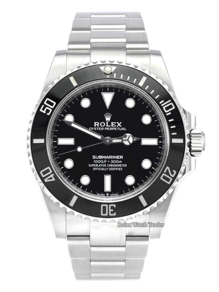 Rolex Submariner 124060 41mm Non Date 2021 Unworn For Sale Available Purchase Buy Online with Part Exchange or Direct Sale Manchester North West England UK Great Britain Buy Today Free Next Day Delivery Warranty Luxury Watch Watches