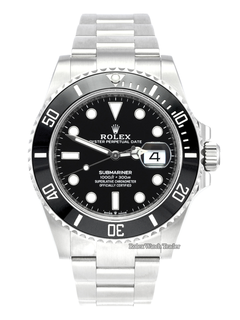 Rolex Submariner Date 126610LN 41mm Unworn 2021 Stainless Steel Brand New For Sale Available Purchase Buy Online with Part Exchange or Direct Sale Manchester North West England UK Great Britain Buy Today Free Next Day Delivery Warranty Luxury Watch Watches