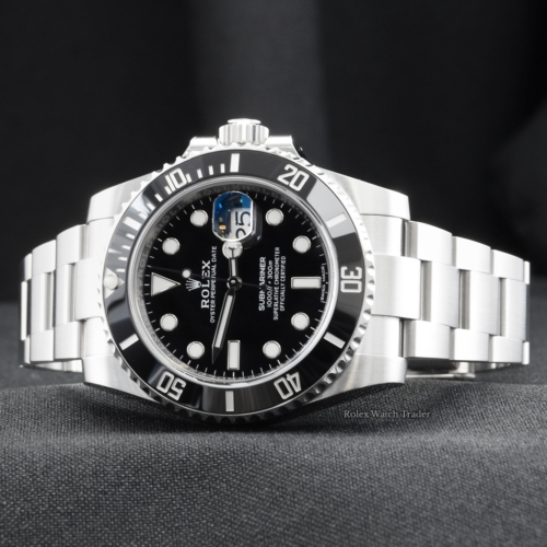 Rolex Submariner Date 116610LN UK 2020 New Style Card Now Discontinued Men's 40mm Brand New For Sale Available Purchase Buy Online with Part Exchange or Direct Sale Manchester North West England UK Great Britain Buy Today Free Next Day Delivery Warranty Luxury Watch Watches