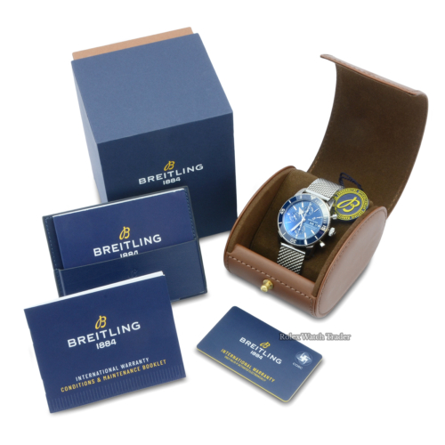 Breitling Superocean Heritage II A13313161C1A1 Unworn 2021 Stickered Brand New Full Set Complete Set Men's 44mm Stainless Steel For Sale Available Purchase Buy Online with Part Exchange or Direct Sale Manchester North West England UK Great Britain Buy Today Free Next Day Delivery Warranty Luxury Watch Watches
