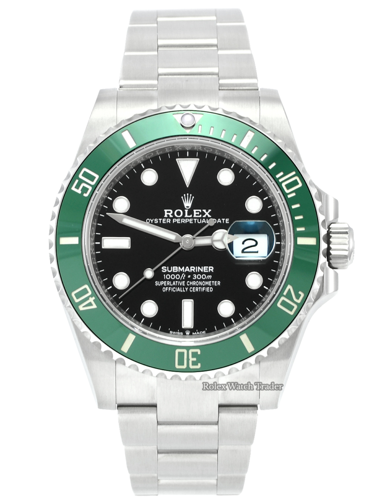 Rolex Submariner Date 126610LV Unworn Starbucks Kermit 2020 UK Brand New Unworn Green Bezel Stainless Steel Sports Men's For Sale Available Purchase Buy Online with Part Exchange or Direct Sale Manchester North West England UK Great Britain Buy Today Free Next Day Delivery Warranty Luxury Watch Watches