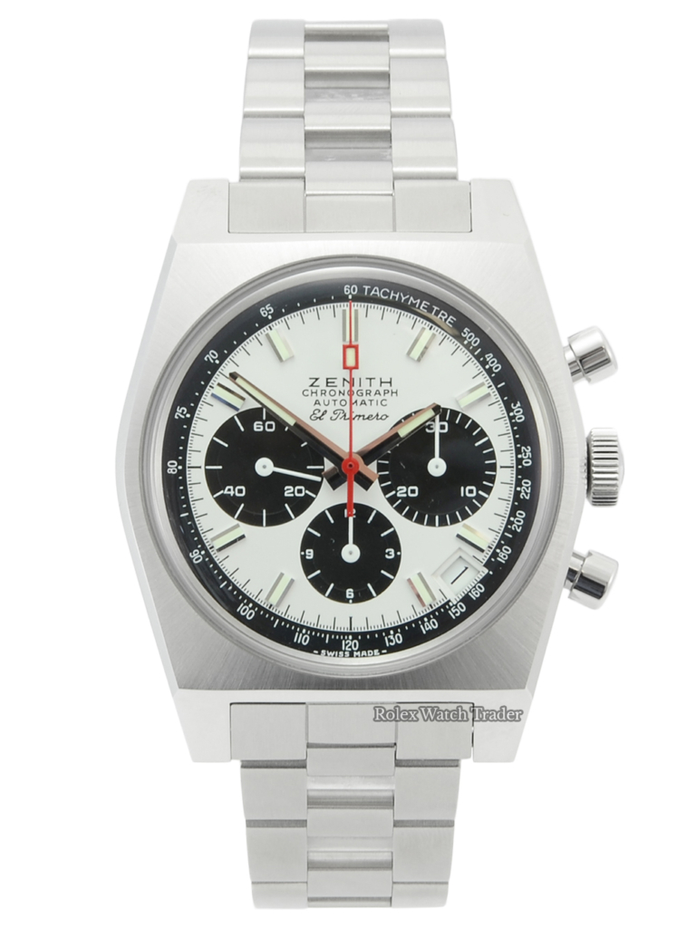 Zenith Chronomaster Revival El Primero A384 03.A384.400/21.M384 For Sale Available Purchase Buy Online with Part Exchange or Direct Sale Manchester North West England UK Great Britain Buy Today Free Next Day Delivery Warranty Luxury Watch Watches