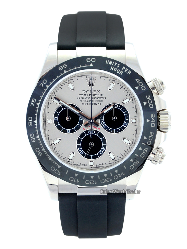 """Rolex Daytona 115519LN """"Ghost"""" For Sale Available Purchase Buy Online with Part Exchange or Direct Sale Manchester North West England UK Great Britain Buy Today Free Next Day Delivery Warranty Luxury Watch Watches"""