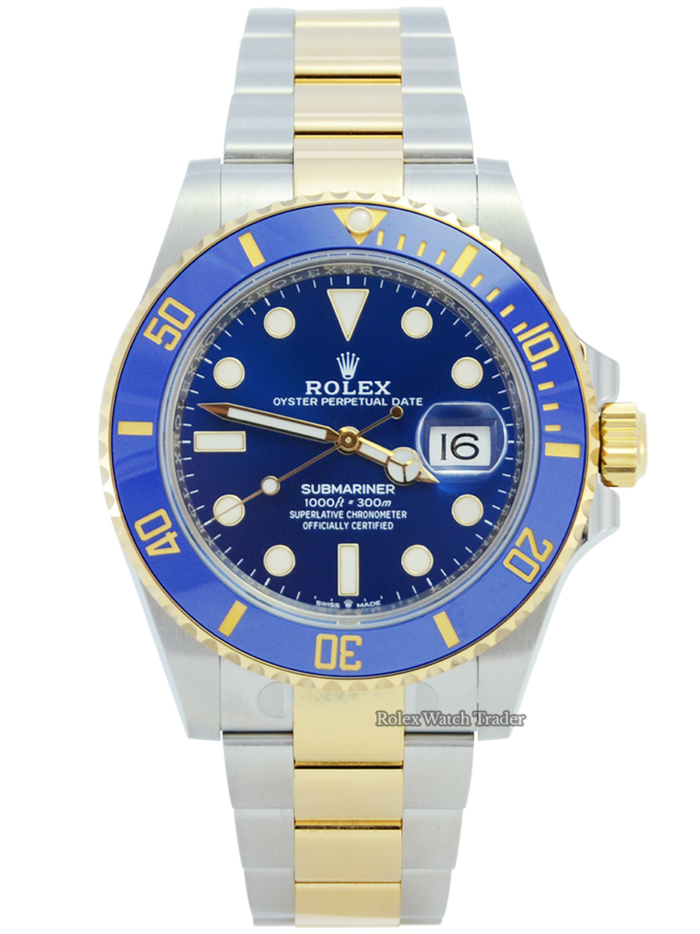 Rolex Submariner Date 41mm 126613LB UK 2021 For Sale Available Purchase Buy Online with Part Exchange or Direct Sale Manchester North West England UK Great Britain Buy Today Free Next Day Delivery Warranty Luxury Watch Watches