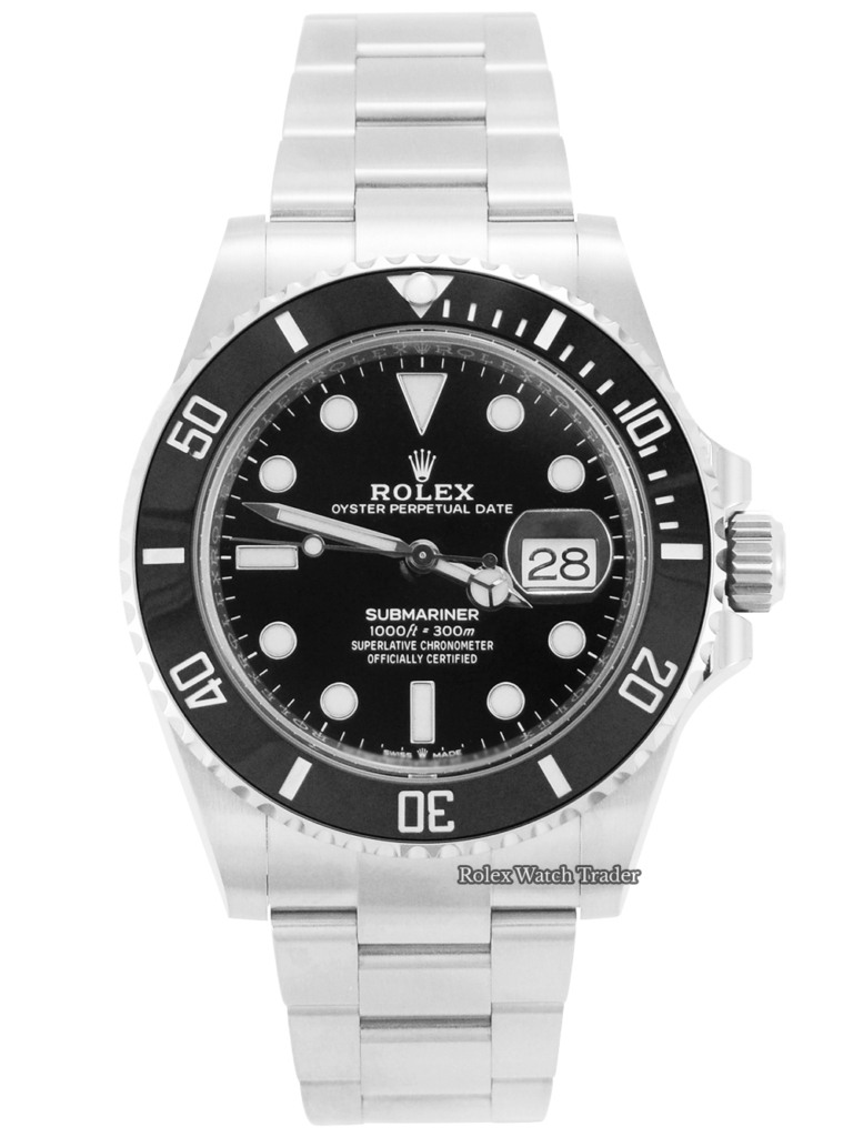 Rolex Submariner Date 41mm 126610LN Unworn For Sale Available Purchase Buy Online with Part Exchange or Direct Sale Manchester North West England UK Great Britain Buy Today Free Next Day Delivery Warranty Luxury Watch Watches