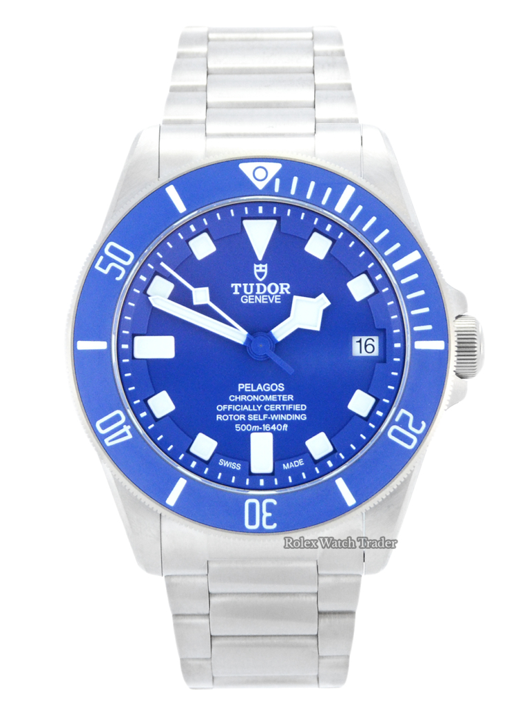 Tudor Pelagos For Sale Available Purchase Buy Online with Part Exchange or Direct Sale Manchester North West England UK Great Britain Buy Today Free Next Day Delivery Warranty Luxury Watch Watches