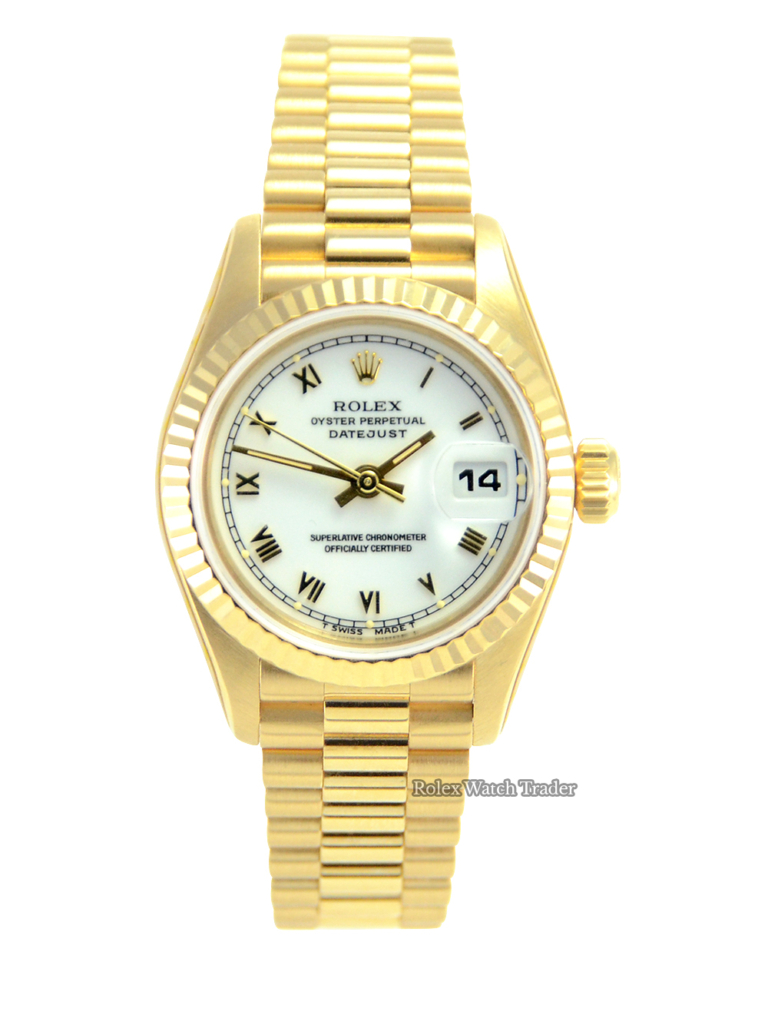 Rolex Lady-Datejust 69178 26mm Rolex Service For Sale Available Purchase Buy Online with Part Exchange or Direct Sale Manchester North West England UK Great Britain Buy Today Free Next Day Delivery Warranty Luxury Watch Watches